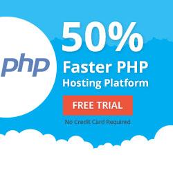 Faster PHP Hosting