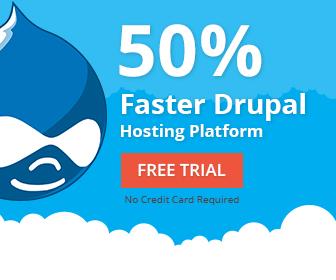 Faster Drupal Hosting