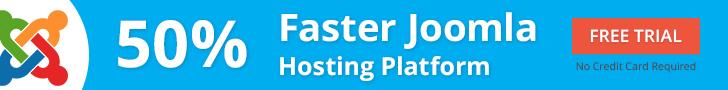 Faster Joomla Hosting