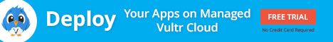 Deploy Your Apps on Vultr Cloud
