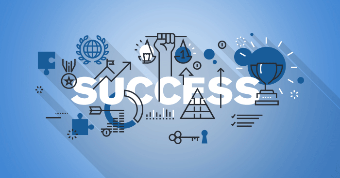 WordPress website success
