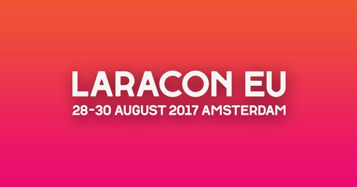 https://laracon.eu/2017