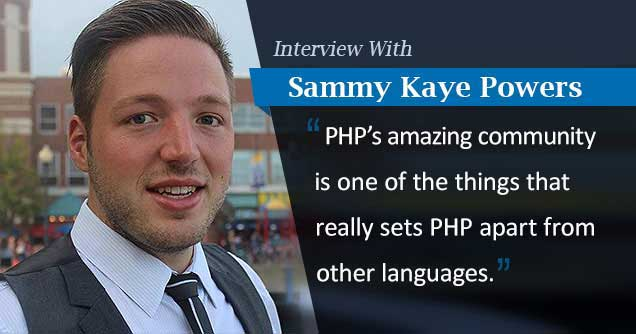 Sammy Kaye Powers Interview