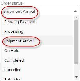 woocommerce order status plugin