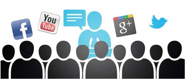 engage with social media audience