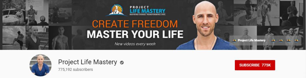 YouTube Influencer: Project Lifes' Stefan James