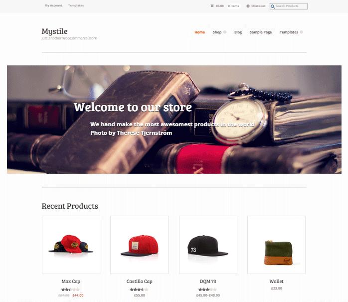 MyStile WooCommerce Themes