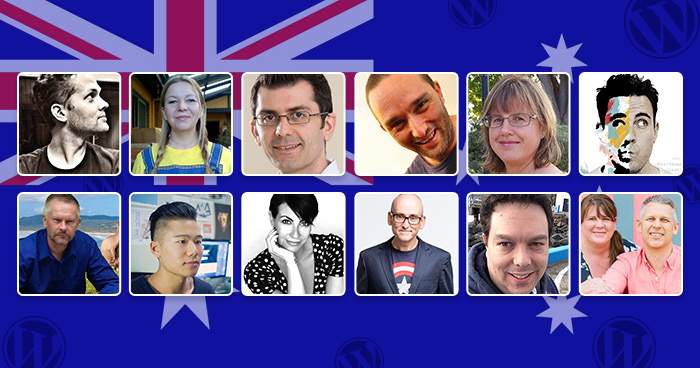12 Australian WordPress Influencers