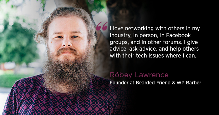 Robey Lawrence Interview