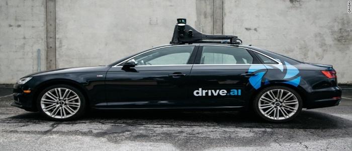 Drive AI Car