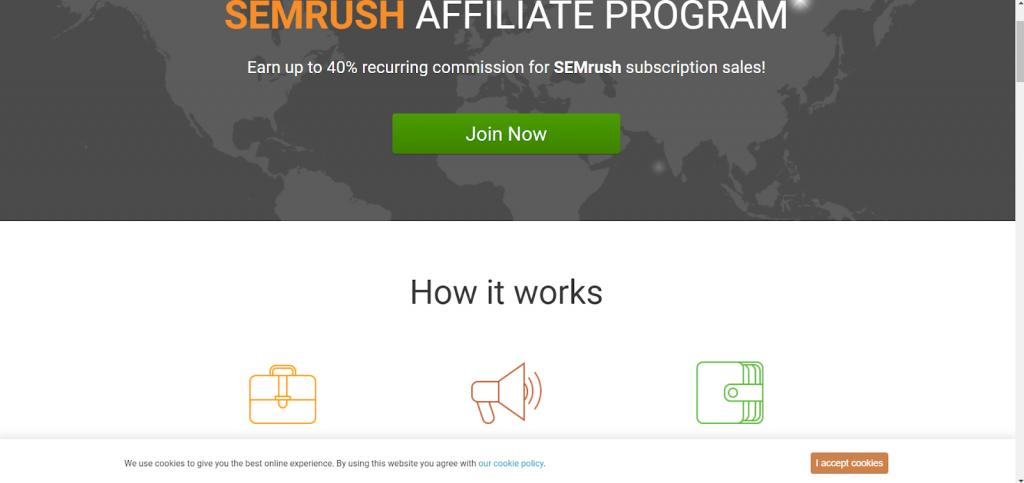 Be Rush Affiliate program