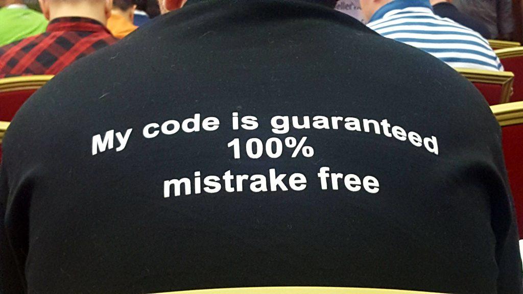 Hackathon at Dev Paradise 2016