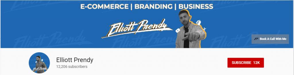 Youtube Marketing: Elliot Prendy