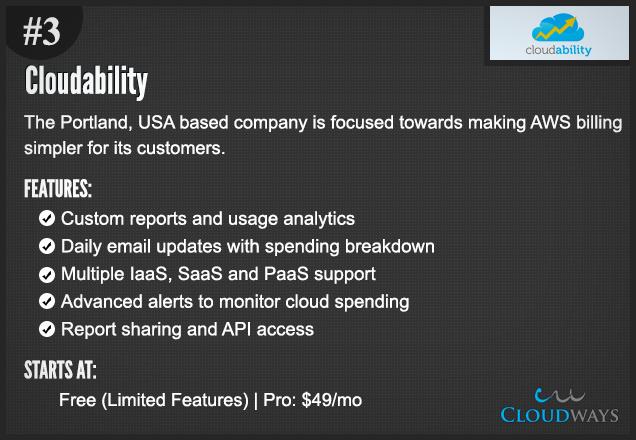 3 - Cloudability