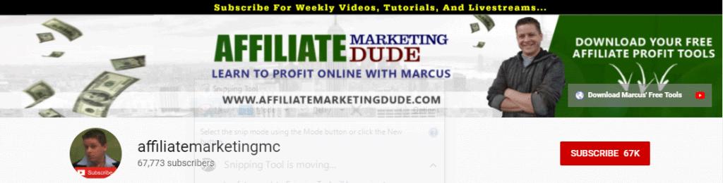 Affiliate Influencer: Affiliate Marketing mc