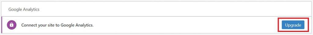 jetpack google analytics