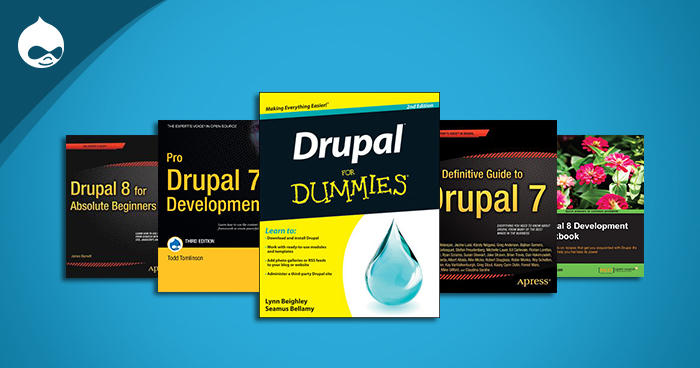 5 Best Drupal Books