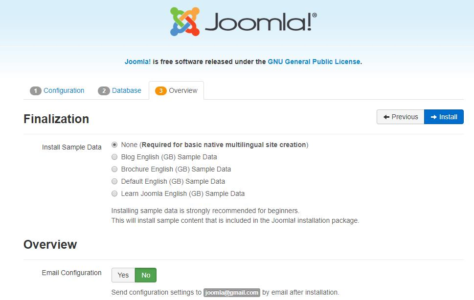 Install Joomla on Localhost with This Step By Step Tutorial