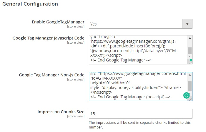 Magento 2 Google Tag Manager Setup & Installation on