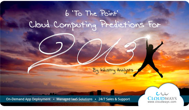 6 Cloud Computing Predictions for 2013