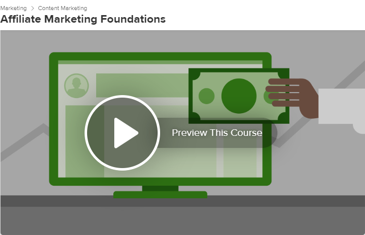 Affiliate Marketing Foundation