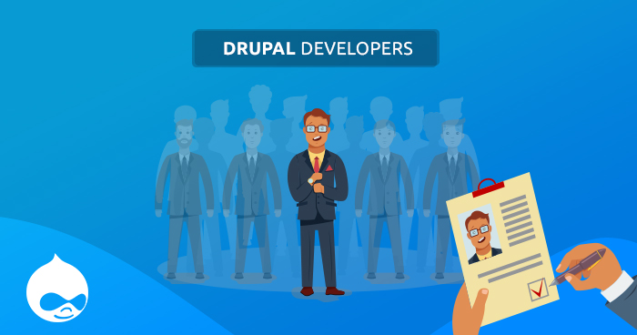 how to hire drupal developers