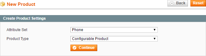 Add the Configurable Product