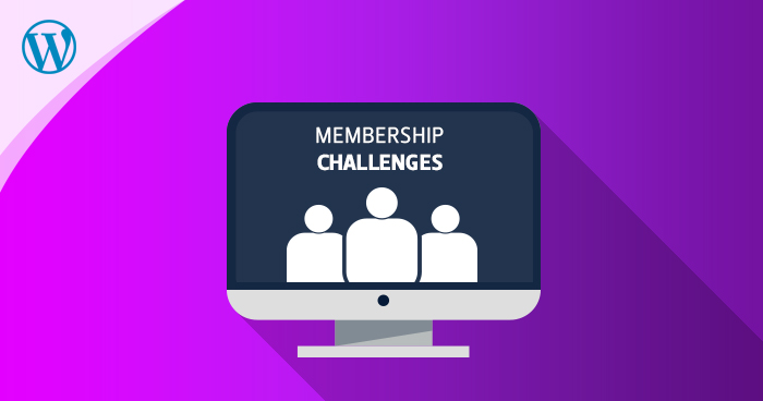 Building a Custom Membership Site: Five Challenges