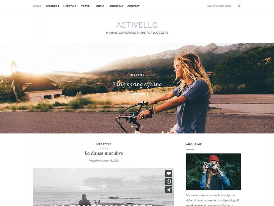 Activello by Silkalns