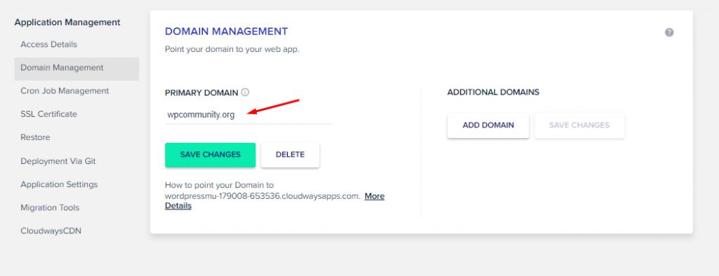 Add Domain to WordPress Multisite