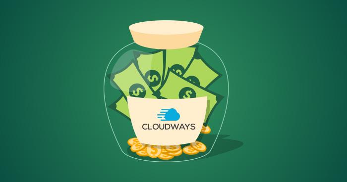 Add Prepaid Funds Cloudways