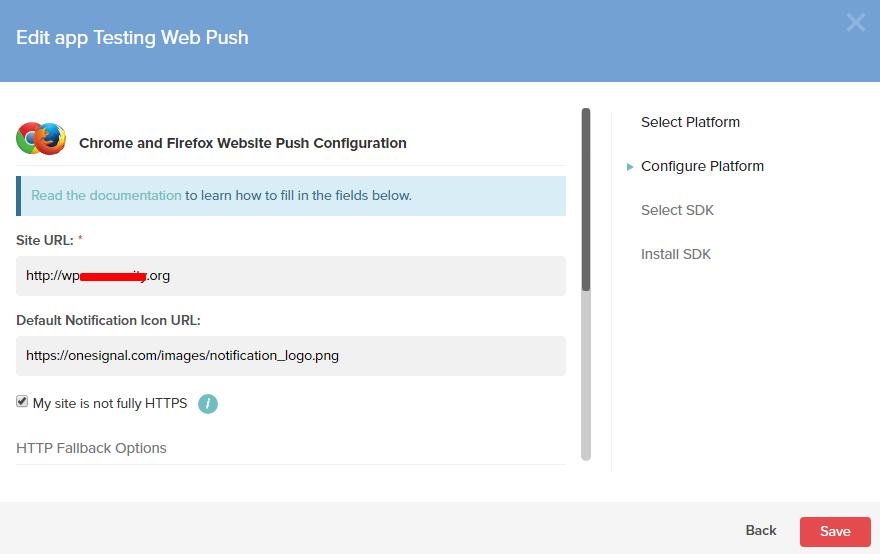 Configuration Platform
