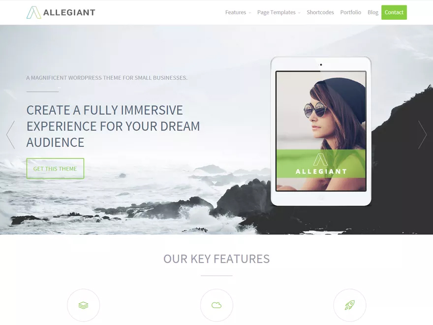 Allegiant by cpothemes