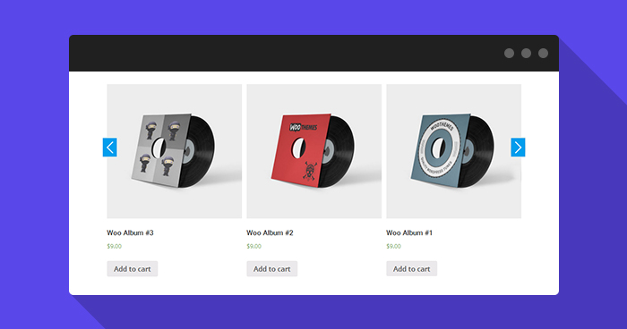 WooCommerce Products Slider Plugin