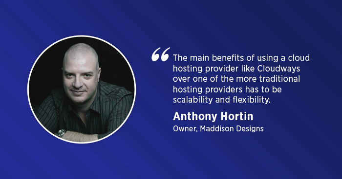 Anthony Horting WordPress Interview