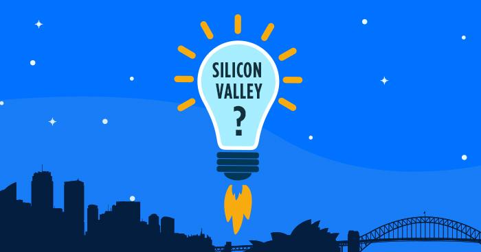 Australian Startups Silicon Valley