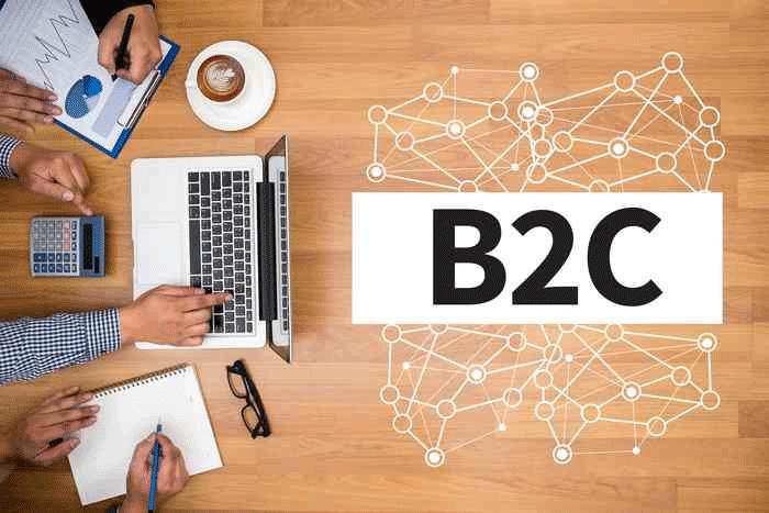 B2C model