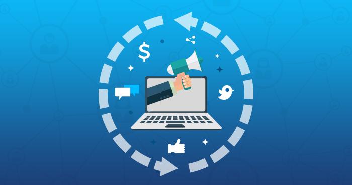 Promote Affiliate Products Using Social Media
