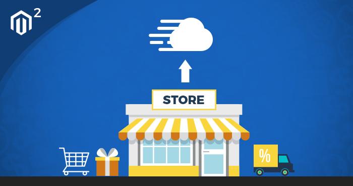 Magento 2 Stores