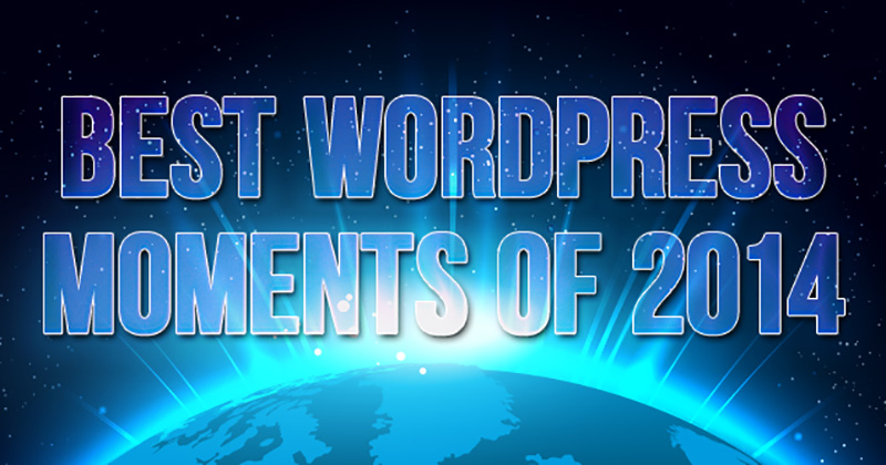 Best WP Moments 2014