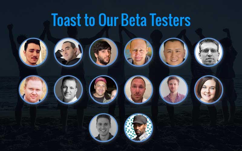 Beta Banner