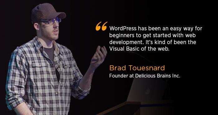 Brad-Touesnard-WordPress-Interview