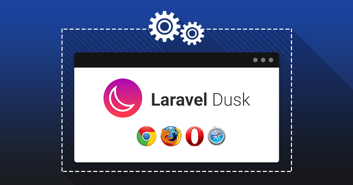 Laravel Dusk Test ToDo App