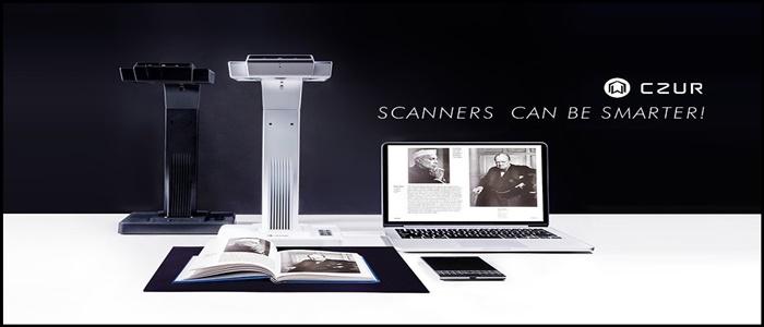 CZUR-scanner manufacturing startup