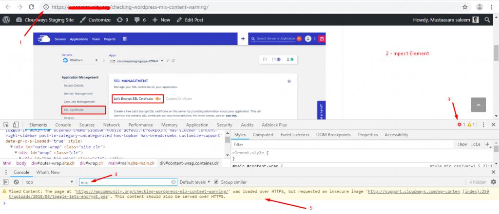 Check NON-SSL Website URLs