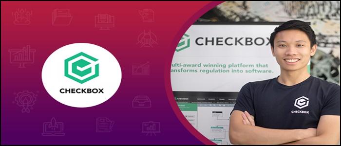CheckBox FinTech Startup