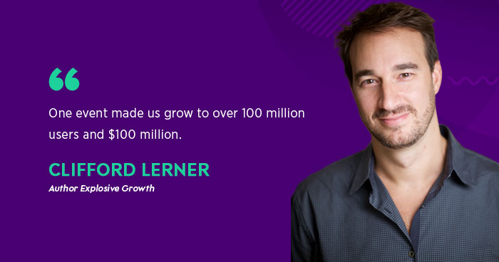 Clifford Lerner Explosive Growth Interview