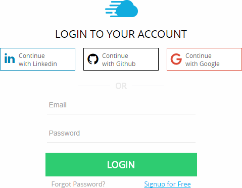 Cloudways Login