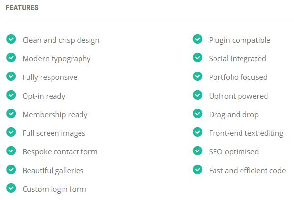 WPMU Dev Spirit Theme Features - Cloudways