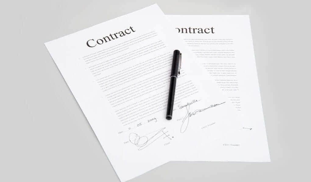 NDVlaw - Contract